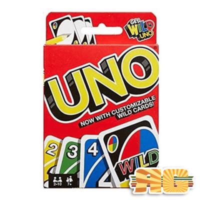 UNO WILD kártya